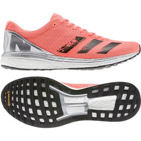 adidas Adizero Boston 8 Zapatillas Hombre, signal coral/core black/footwear white